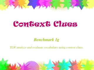 using context clues