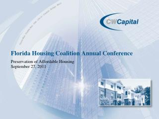 Florida Housing Coalition Annual Conference