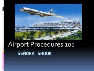 Se�ora Shook