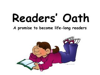 Readers' Oath