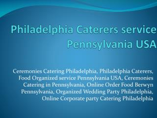 Catering Meridiths, Ceremonies Catering Service, Food Organi