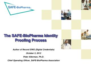 The SAFE-BioPharma Identity Proofing Process