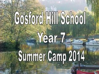 Gosford Hill School