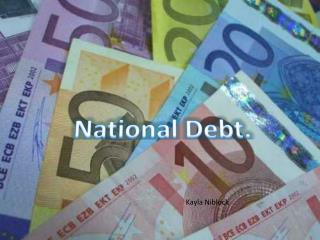 National Debt.