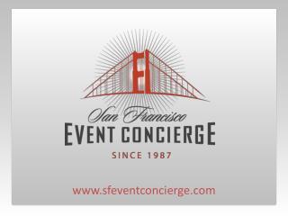 www.sfeventconcierge.com