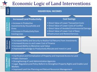 Economic Logic of Land Interventions