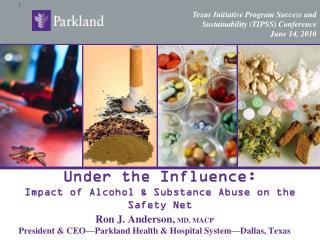 Under the Influence: Impact of Alcohol & Substance Abuse on the Safety Net