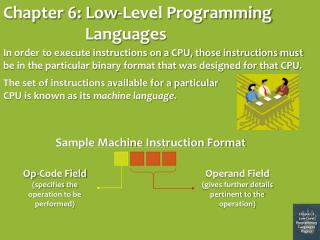 Chapter  6:  Low-Level Programming Languages