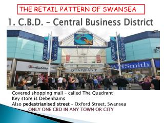 1. C.B.D. – Central Business District