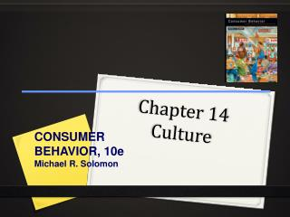 Chapter 14 Culture