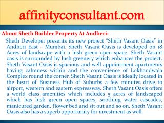 -91-9999684166- andheri projects - andheri property