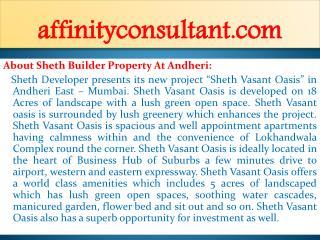 -91-9999684166- andheri projects - andheri property
