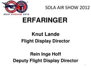 SOLA AIR SHOW 2012