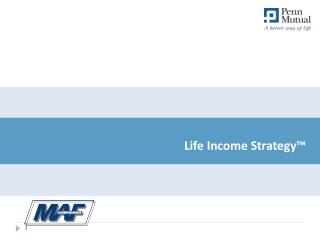 Life Income Strategy™