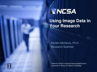 Using Image Data in Your Research