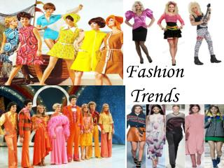 Fashion  Trends