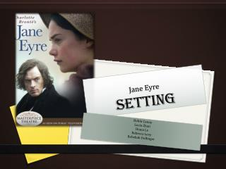 Jane Eyre Setting