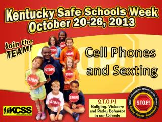 Karen  McCuiston kmccuiston@murraystate.edu Kentucky Center for School Safety Murray State University