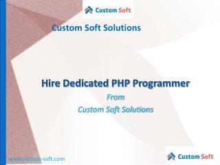 hire expert php programmer from india | hire dedicated php p