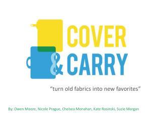 By: Owen Moore, Nicole Prague, Chelsea Monahan, Kate Rosinski, Suzie Morgan