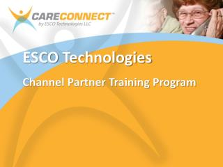ESCO Technologies Channel Partner Training Program