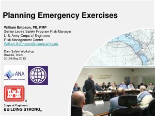Planning Emergency Exercises
