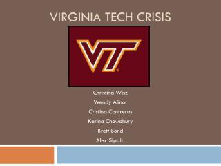 Virginia Tech Crisis