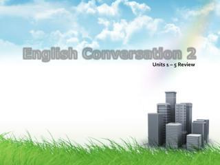 English Conversation 2