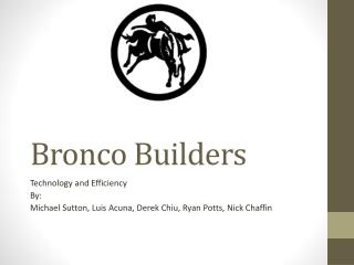 Bronco Builders