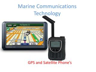 Marine Communications  T echnology