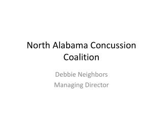North Alabama Concussion Coalition