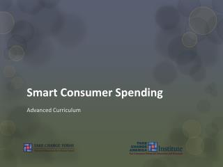 Smart Consumer Spending
