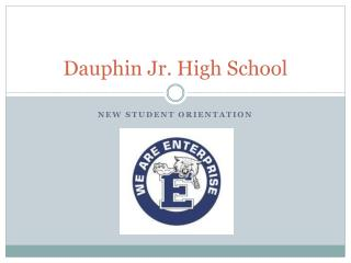 Dauphin Jr. High School