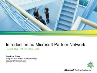 Introduction au  Microsoft Partner Network