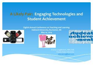 A'Kena LongBenton, ABD, EdS Wayne State University  akenalong@aol.com