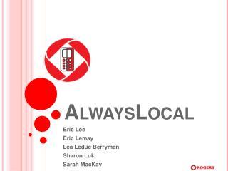 AlwaysLocal