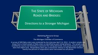 Marketing Resource Group for The Michigan Chamber of Commerce