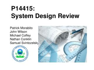 P14415: System Design Review