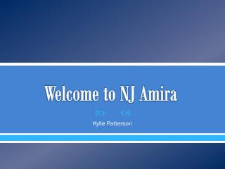Welcome to NJ Amira
