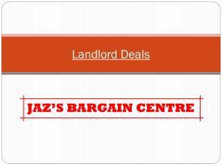 Landlord Deals