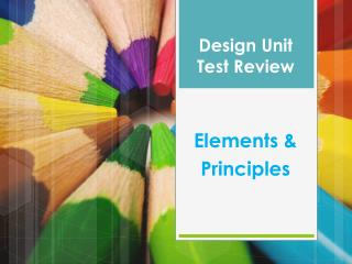 Design Unit Test Review