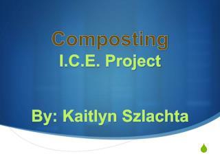 Composting I.C.E. Project