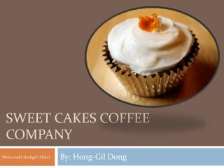 Sweet Cakes coffee company