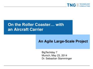 On the Roller Coaster… with an Aircraft Carrier
