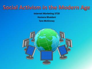 Internet Marketing 3720 Humera Bhaidani Tara McKinney