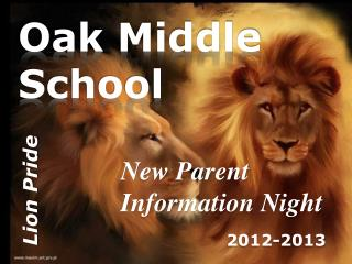 Oak Middle School