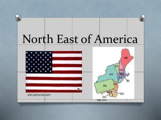 North East of America