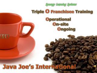 Java Joe's International