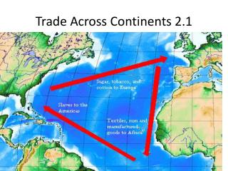 Trade Across Continents 2.1