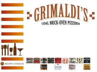 Grimaldi's Tiramisu-tini .75 oz Tuaca .75 oz Coffee liqueur .75 oz Irish cream Splash  h alf -n-half Garnish: Many opti